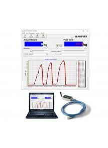 Papildaprīkojums svariem ATP - bezvadu signāla raidītājs uz datoru