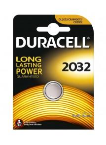 Baterijas tabletes veida formas CR2032 Duracell